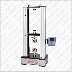 鹿泉市数显式弹簧拉压力试验机(门式)